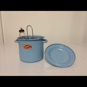 Amsco baby doll bottle sterilizer boiler pot